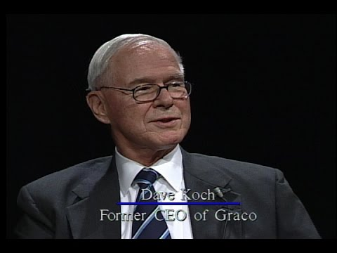 David Koch on Leadership (The Mary Hanson Show)