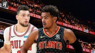 Chicago Bulls vs Atlanta Hawks - Full Game Highlights   November 6, 2019   2019-20 NBA Season