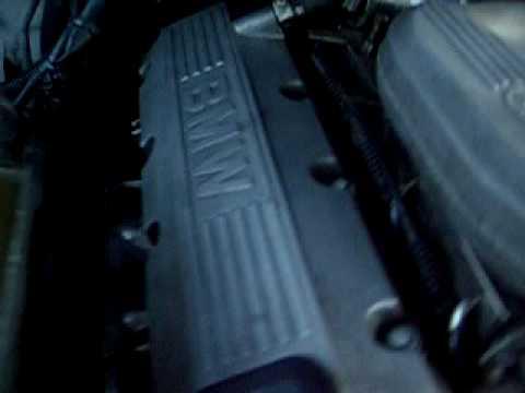 BMW M43 316i engine