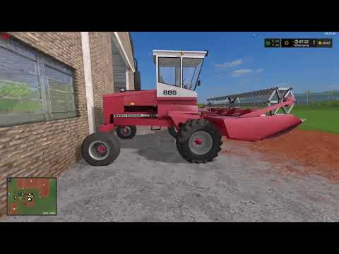 Farming Simulator 17 platinum Seasons Paraguay  ep.3 grass and soybeans