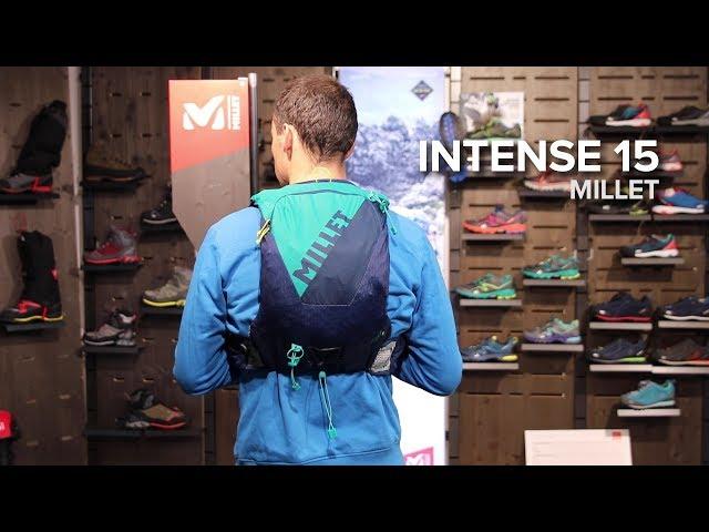 Millet : Intense 15 - Sac à dos de trail / running - Snowleader.com