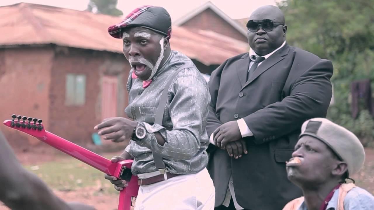 Download African Comedy enjoying Eddy Kenzo's VIVA AFRICA