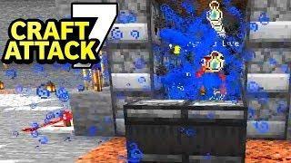 Trymacs reagiert auf meine OP XP Farm & Delfin Geschenk! - Minecraft Craft Attack 7 #39