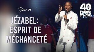 Past. Grégory Toussaint | 40 DAY FAST 2019 | Jézabel - Esprit de Méchanceté | Prière de Guérison
