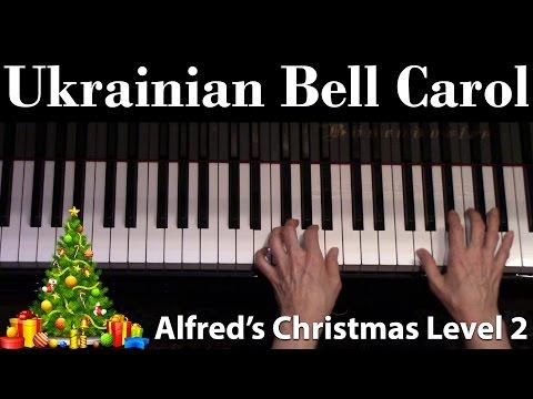 Ukrainian Bell Carol, Leontovich (Elementary Piano Solo)