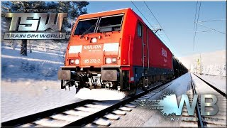 """Train Sim World - #5 """"Kolejowa Landóweczka"""""""