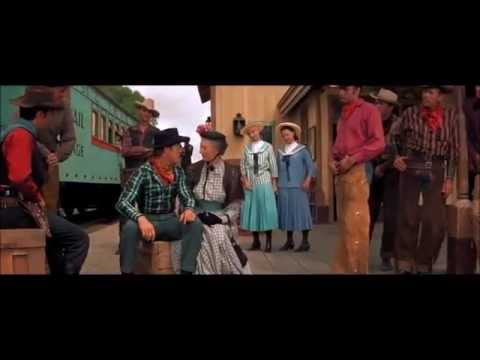 'Kansas City' scene from Oklahoma! (1955)
