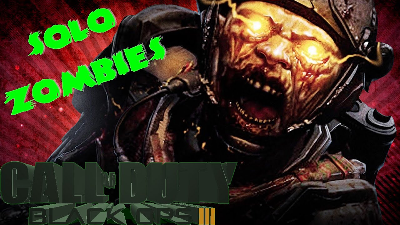 Solo Zombies Easter Egg Call Of Duty Black Ops 3 - Year of