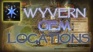 monster hunter world how to find wyvern gems their monster locations