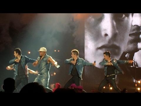 NKOTB - Face the Music Medley 5/21/17 - Austin
