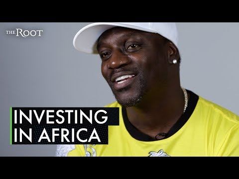 Akon on Why African Americans Should Invest in Africa