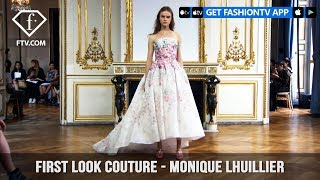 First Look Couture Fall/Winter 2017-18 Monique Lhuillier | FashionTV