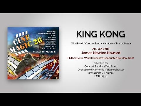 Marc Reift - King Kong (James Newton Howard, Arr.: Jan Valta)