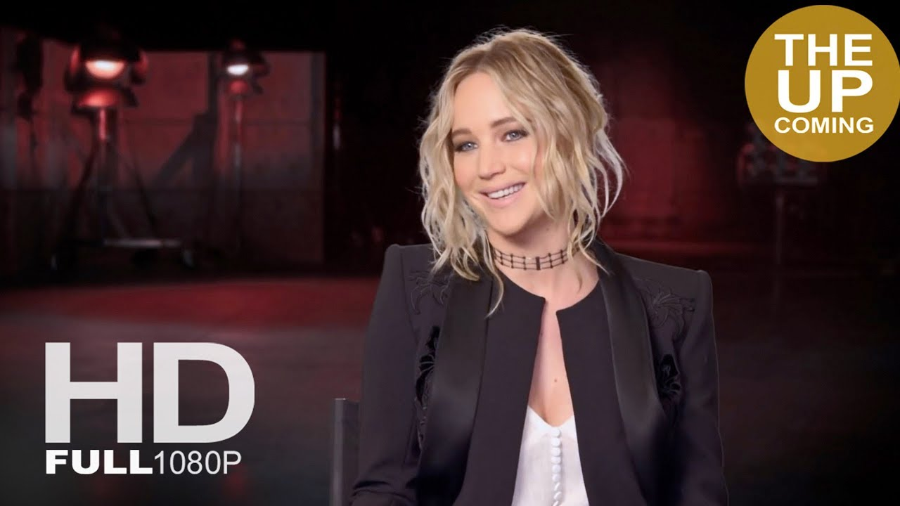 Jennifer Lawrence interview Red Sparrow - YouTube