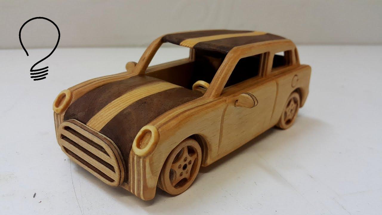 Mini Cooper Toy Car Youtube