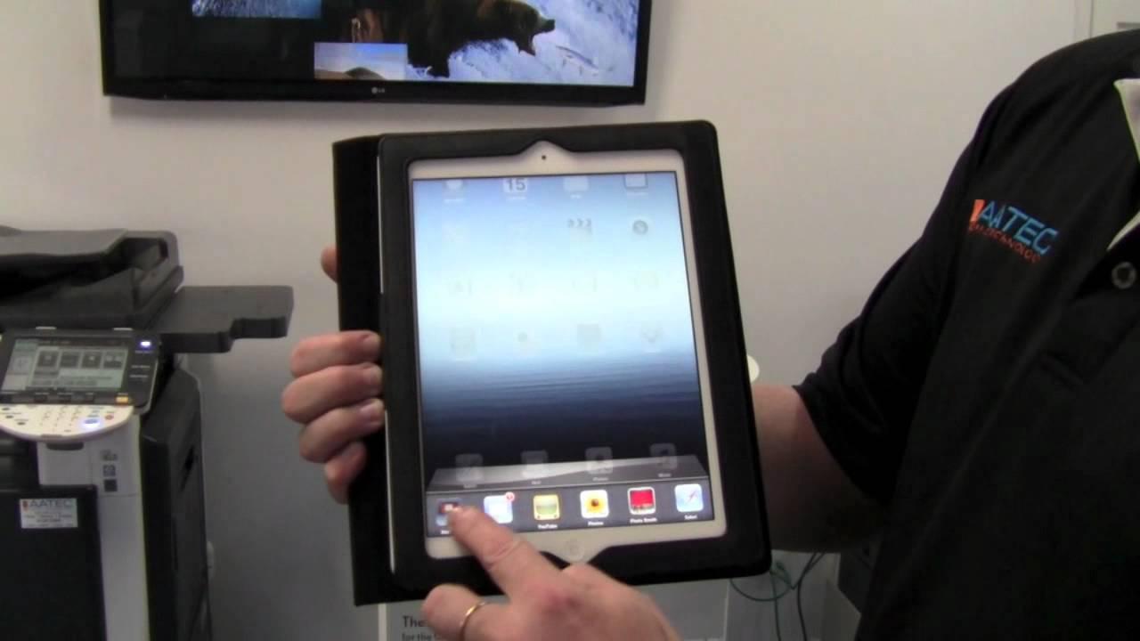 iPad Mirroring on Apple TV (Air Play)
