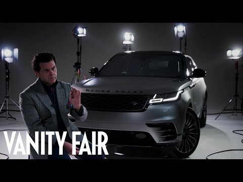 In Conversation with Gerry McGovern | Land Rover BORN Awards 2017 | Vanity Fair UK