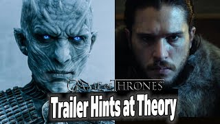 NEW Game of Thrones Trailer Teases a MAJOR Theory | The Night King Wants THIS?