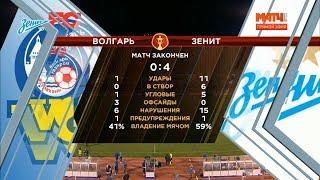 «Волгарь» — «Зенит»: полный обзор матча