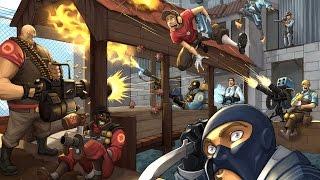 [Team Fortress 2]- кому какие классы (TF2)
