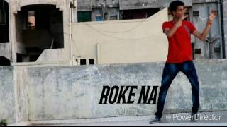 "Roke Na Ruke Naina Video Song | Arijit Singh | Varun, Alia | Lyrical Dance | ""Badrinath Ki Dulhania"""