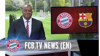 FC Bayern v FC Barcelona: Epic clash in CL semi-finals