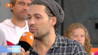 David Garrett - Dangerous (13.10.2015 ZDF-Morgenmagazin mom)