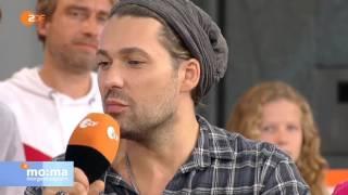 David Garrett - Dangerous (13.10.2015 ZDF-Morgenmagazin mom)