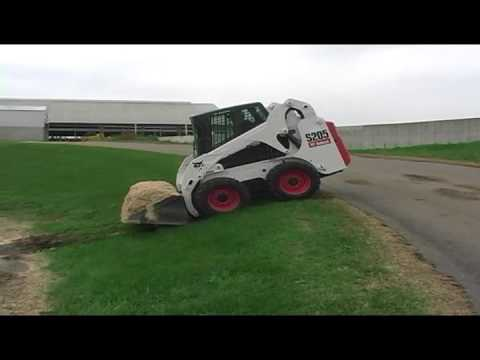 UW Extension Safe Operation of Skid Steer Loaders -English