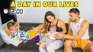A DAY IN OUR LIFE at the ROYALTY PALACE! | The Royalty Family