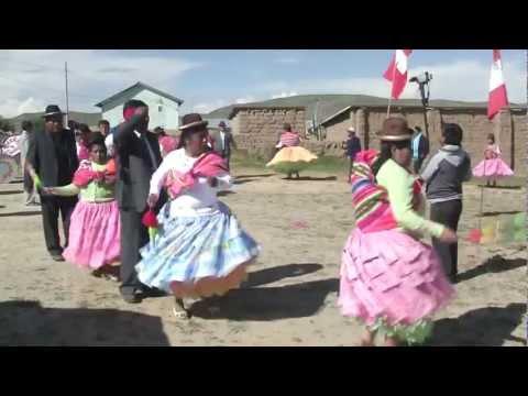 Carnaval de Challacollo Arenales acora puno peru 2013