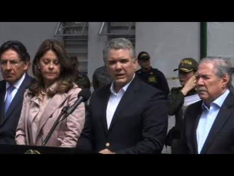 AFP: Duque: les responsables de l'