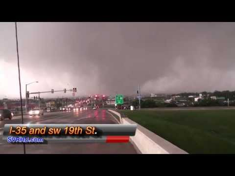 Moore Oklahoma Tornado May 20 2013 Raw