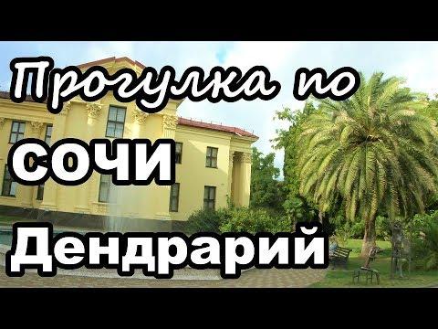 Как добраться до дендрария в сочи из лазаревского