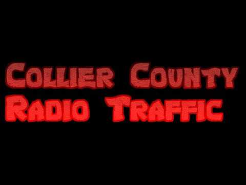Collier County Emergency Dispatch Radio Traffic 2016 01 29