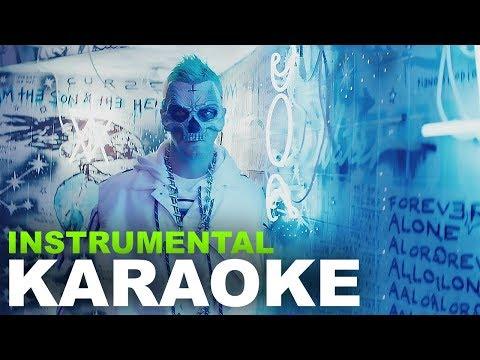 Salmo: PERDONAMI (Karaoke - Instrumental)