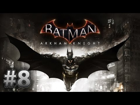 Batman: Arkham Knight Walkthrough Part 8 - Infiltrate the Stagg Enterprises Airships (Xbox One)