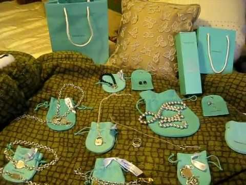 Tiffany Jewelry Collection, Review, and Storage