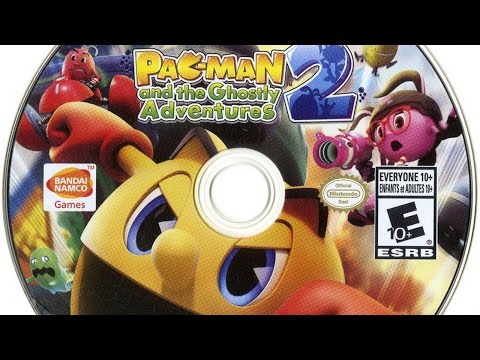CGR Undertow - PAC-MAN AND THE GHOSTLY ADVENTURES 2 Review For Nintendo Wii U