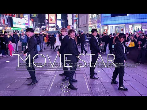 [KPOP IN PUBLIC NYC] CIX (씨아이엑스) - Movie Star Dance Cover