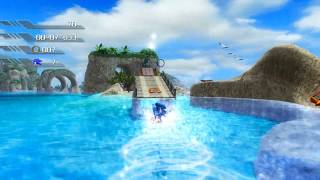 Sonic The Hedgehog (P-06) - Wave Ocean S-Rank