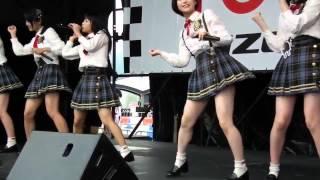 最前上手からの撮影 M6:制服の羽根(編集あり) M7:恋する充電プリウス.