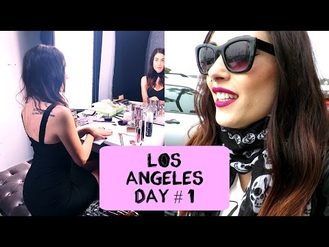 *COME IN UN FILM HORROR* - DAY 1: California with Urban Decay! | CherylPandemonium