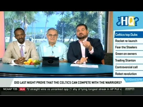 Highly Questionable Today 11/17/2017 - Boston Celtics def. Golden State Warriors  (92-88)