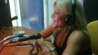 Samantha Fox interviewed by DJ Ginge Coldwell on  Ermis Radio 2010 part 1 of 6