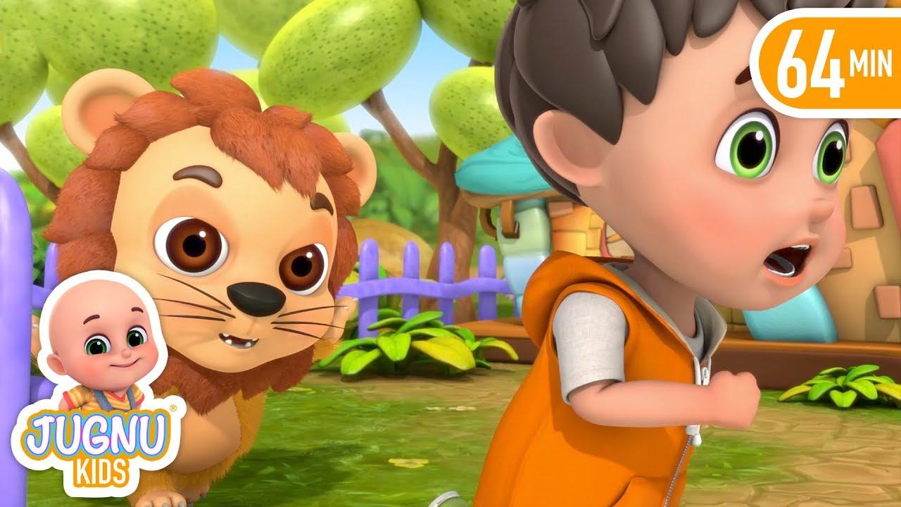Download Sher Nirala Himmatwala Rhyme   Hindi Poems   Hindi Rhymes for children and baby songs by jugnu kids