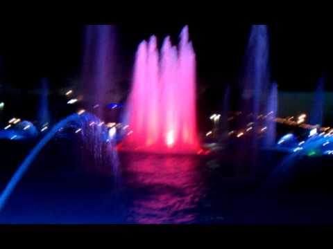 Friendship Fountain Downtown Jacksonville Fl