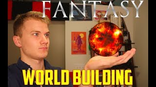 HOW TO BUILD A FANTASY WORLD