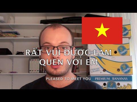 Let's Learn Vietnamese #1 - Greetings