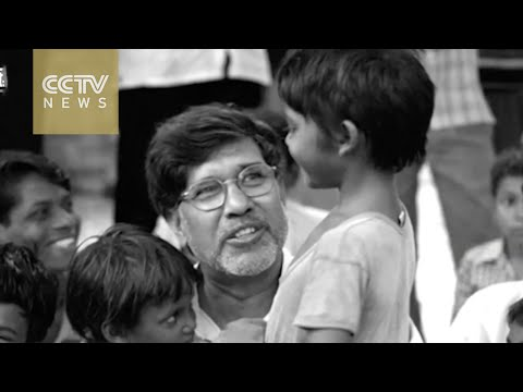 Interview with Nobel Prize winner Kailash Satyarthi